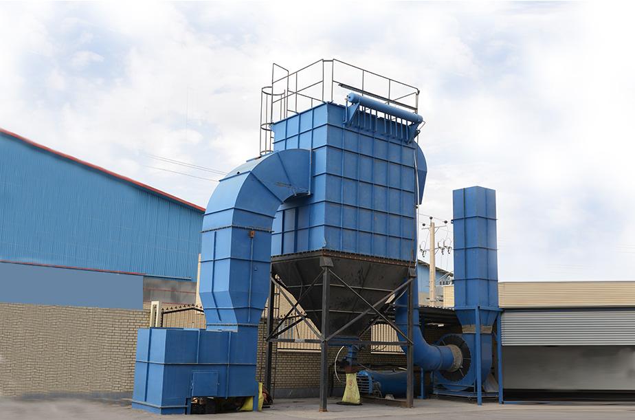سیستم غبارگیر صنعتی