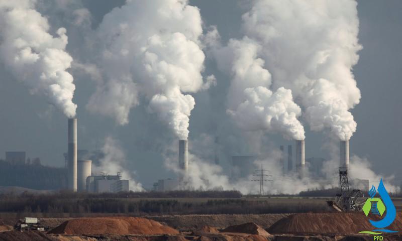 محیط زیست -آلایندگی هوا