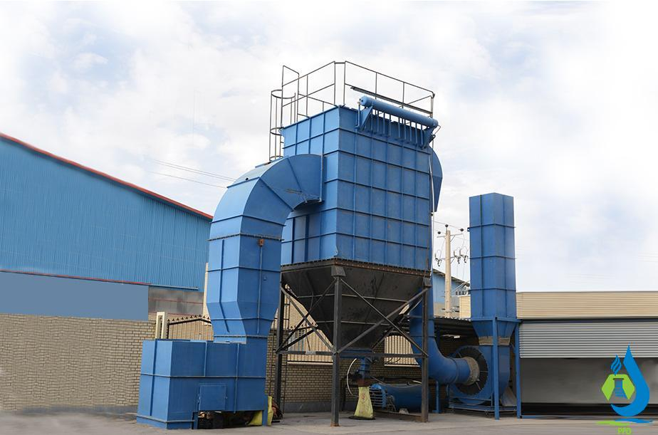 Industrial dust collector (bag filter)